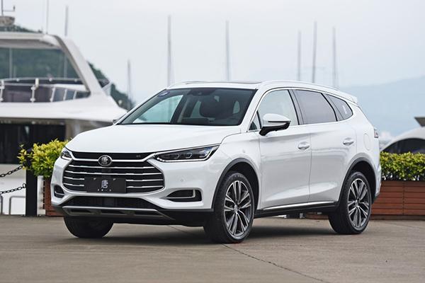 售价或有下探,比亚迪唐燃油/双模版将推5座版车型