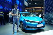 2018广州车展新车快评:卡罗拉双擎
