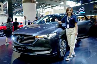 2018广州车展新车快评:马自达CX-8