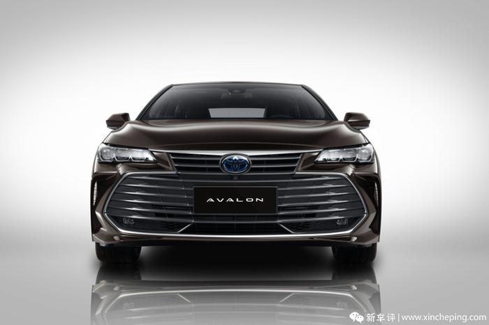 亚洲龙以TNGA为钥匙 打开一汽丰田全新旗舰车序幕