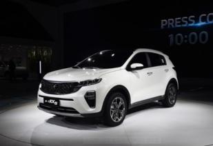 外观更加运动化,新款起亚KX5于2019年一季度上市