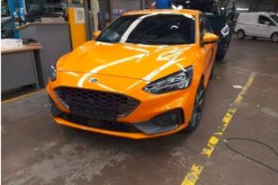 配2.3T动力,全新福克斯ST车型或亮相日内瓦车展