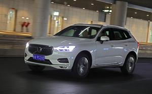 沃尔沃XC60性能测试:北欧豪华SUV跑分如何?