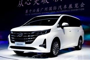 单月销量达到44166辆,广汽传祺创11月销量新高