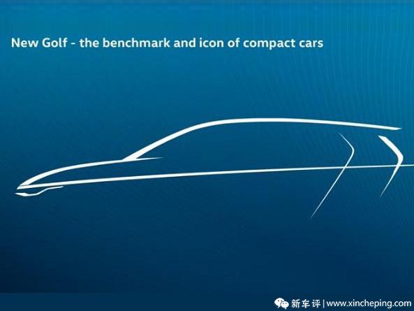 第8代高尔夫曝光,2.0T发动机有望达到400马力