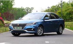 荣威ei6增50T车型 搭1.5T发动机/综合油耗1.3升