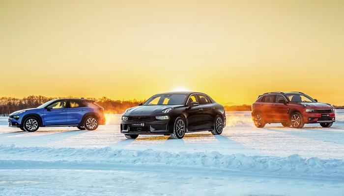 领克全系冰雪试驾:-25℃下的失控快感