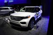 配V6自吸+电动机组成的混动系统,福特将推探险者HEV