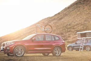 和兄弟 有万种远行的理由 全新BMW X3