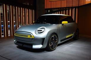 MINI推新电动车:不会侧重于续航,而是强调性能