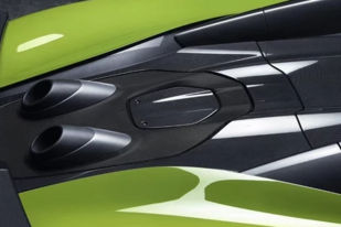 迈凯伦600LT Spider预告图 1月16日发布