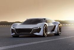 奧迪純電動超跑PB18 e-tron概念車將投入生產,限量50輛