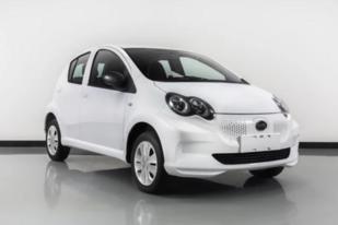 比亚迪F0推出纯电动版车型 申报图曝光