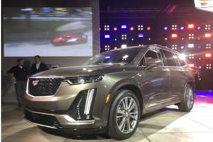 北美车展:搭主动燃油管理技术,凯迪拉克XT6年内国产