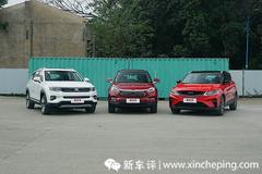 回归本质,谁才是好用又好开的小型SUV