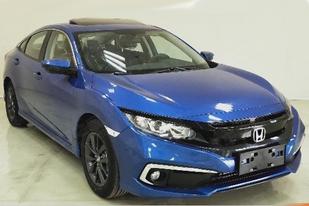 改中置单出式排气,国产新款思域沿用海外版车型设计