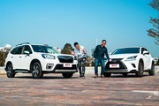 30万元买日系进口SUV,仅有两个种子选手如何选?