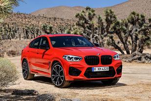 """BMW M家族增""""悍将"""" X3 M/X4 M,四月投产或年内上市"""