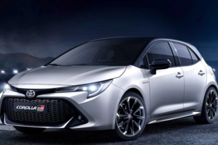 外观更运动,丰田卡罗拉两款新车官图发布