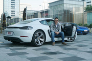 新車評年度推薦車之100萬元以內跑車——保時捷718
