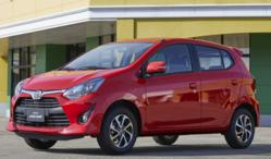 丰田廉价车型即将入华,或对标大众捷达