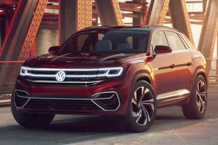 一汽大众新款SUV曝光,与途昂同级,售价或30万起