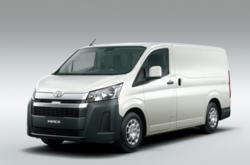 全新平台设计,新一代丰田海狮发布