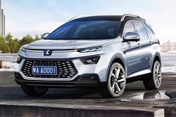 纳智捷全新中型SUV URX官图发布,将于今年第二季度上市