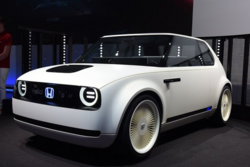 """进入电气化时代?本田注册""""Honda e""""商标"""