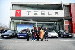 国内首批特斯拉Model3交付,1600余辆Model3已抵达上海