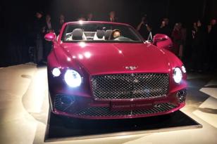 328.10万元起,全新欧陆GT敞篷版正式上市