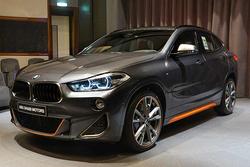 宝马X2 M35i橘色特别版正式发布,零百公里加速仅为4.9秒