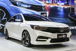 东风Honda 2019新品担当 ENVIX(享域)即将杀到