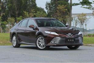丰田1月销147,100辆,凯美瑞销量激增81.4%