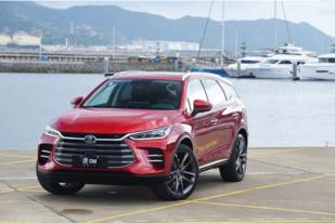 比亚迪1月新车销量达43920辆,新能源车暴涨近三倍