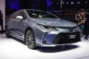 采用TNGA架构,一汽丰田全新卡罗拉将于三季度正式上市