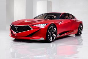 讴歌欲推全新旗舰轿车,或复活Legend车系于2020年初发布