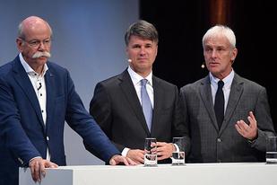 因就排放串通 欧盟正式控告德系三巨头