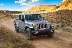 Jeep皮卡Gladiator已正式下线,将于2019第二季度上市