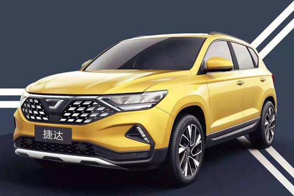捷达品牌旗下三款车型将于3月22日首次亮相