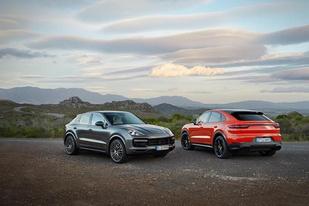 保时捷卡宴 Coupe正式在国内开启预售,将于上海车展首发