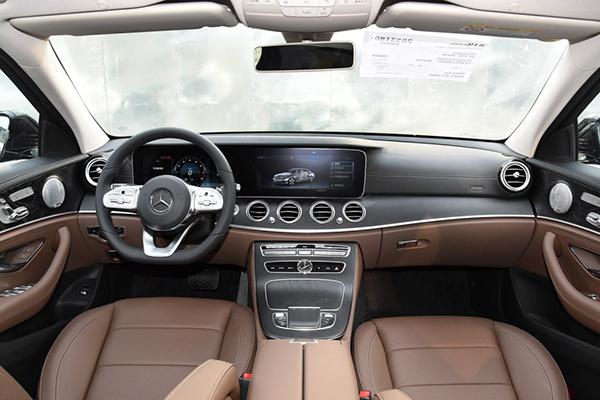 全新奔驰E级上市,E200L搭载1.5T发动机并匹配48V轻混