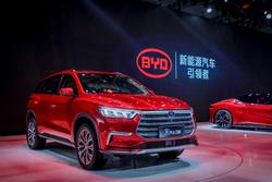 宋Pro上海车展首发亮相 燃油车型预计12-15万