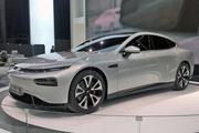 2019上海车展之小鹏P7:定位中型轿车 对标特斯拉Model 3