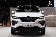 上海车展实拍雷诺K-ZE:合资城市代步电动车靠谱吗?
