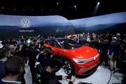 上海车展大众SUV之夜:4款SUV全球首发,大众也要玩灯了