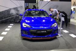 2019上海车展之新款斯巴鲁BRZ:售27.38-28.38万元
