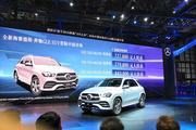 2019上海车展之奔驰全新GLE上市:售72.78-84.38万元