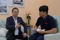 上海车展访问伟世通全球首席架构师王凯