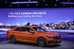 聚力之年 一汽-大众品牌携多款重磅车型亮相上海车展